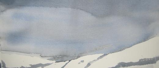 Snow in Suffolk